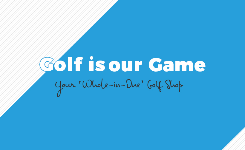 Golf is our Game
