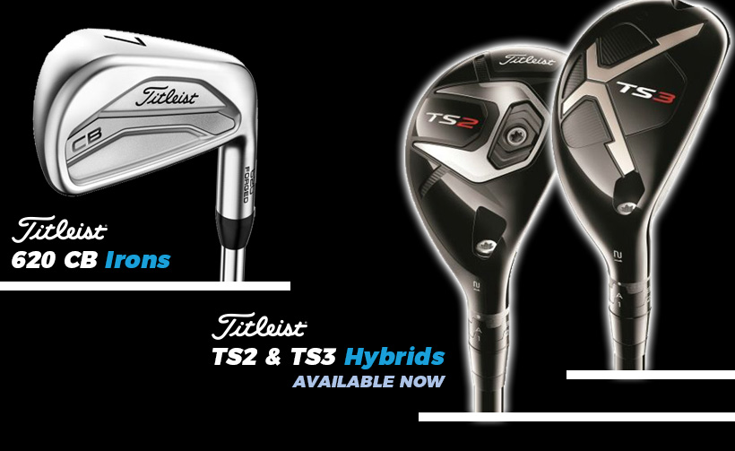 New Arrivals from Titleist